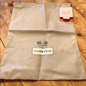 Hunter boot bag